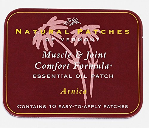 Essential Oil Patch, Arnica 1 Tin