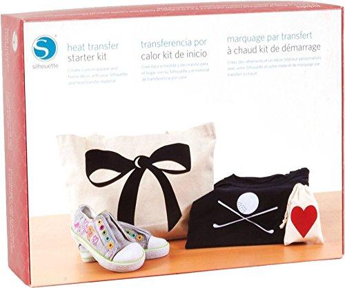 Silhouette Portrait Bundle Starter Kit Heißtransfer (Textilvered - 3