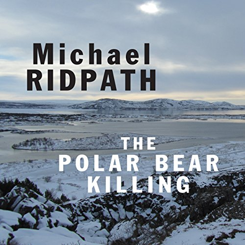 The Polar Bear Killing audiobook cover art