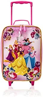 Princess Pilot Case Rolling Luggage Carry on Approved
