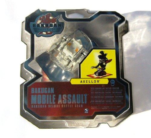 1 Bakugan AXELLOR - Deluxe Battle Gear Mobile Assaut