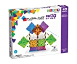 Magna-Tiles Freestyle Set, The Original Magnetic Building Tiles For Creative...