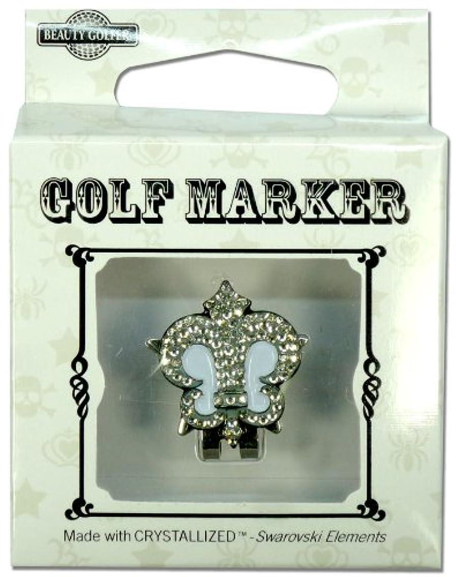 バーガー危険にさらされている冷淡なゴルフ マーカー BG-15