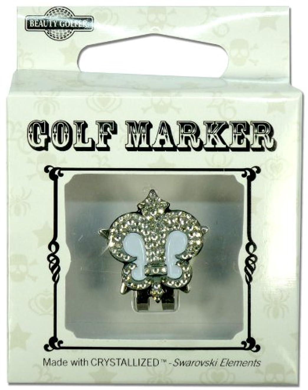 禁じるブレース通知するゴルフ マーカー BG-15