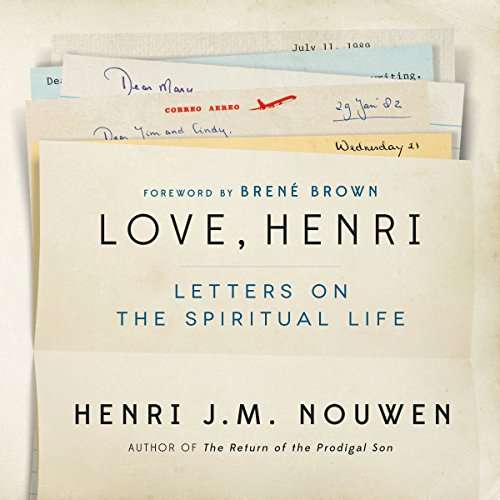 Love, Henri audiobook cover art