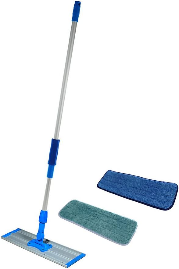 Recommended Real Bombing free shipping Clean 48 inch Microfiber Kit Commercial Mop
