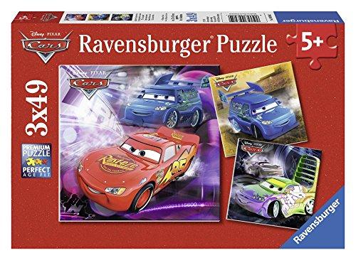 Ravensburger 09305 Disney Cars - Puzzles (3 unidades de 49 piezas) , color/modelo surtido