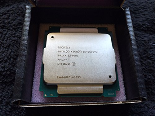 INTEL XEON | E5-2696v3 | SR1XK | 18-CORE 2.3GHz - 45MB Cache - Socket R3 (LGA2011-3) -Processor CPU