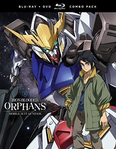 Mobile Suit Gundam: Iron-Blooded Orphans – Season One Part One [Blu-ray]