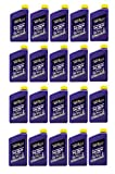 Royal Purple API-Licensed SAE 0W20 High Performance Synthetic Motor Oil - (Case of 20)