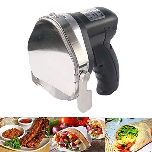 HYDDG Professionelles elektrisches Kebabmesser Handgrillschneider Gyro Knife