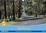 Mallorca: Die schönsten Landschaften für Rennradfahrer (Wandkalender 2022 DIN A3 quer)