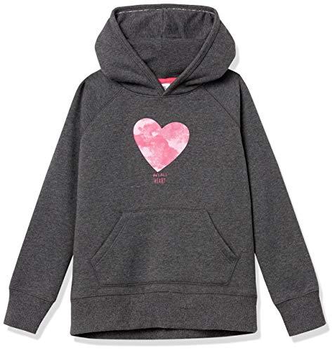 Amazon Essentials Pullover Hoodie Fashion-Sweatshirts, Heart, 3 Jahre