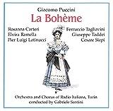 Puccini : Boheme 1952. Santini, Carteri, Tagliavini, Taddei, Siepi.