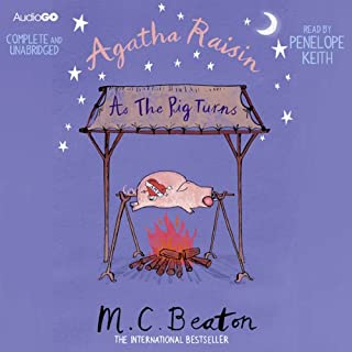 Agatha Raisin: As the Pig Turns Titelbild