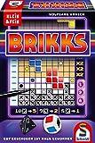 Schmidt Spiele 49346 Brikks, Würfelspiel aus der Serie Klein & Fein, bunt