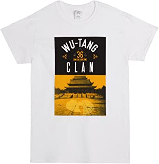 Best wu tang clan 36 chambers shirt Reviews
