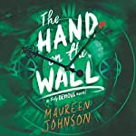 The Hand on the Wall audiobook cover art
