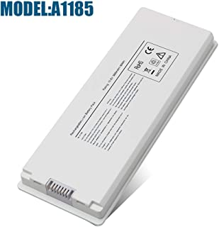 Reparo 10.8V/5600mAh/60Wh New Replacement Laptop Battery for Apple MacBook 13 A1185 A1181 MA561 MA561FE/A MA561G/A MA561J/A