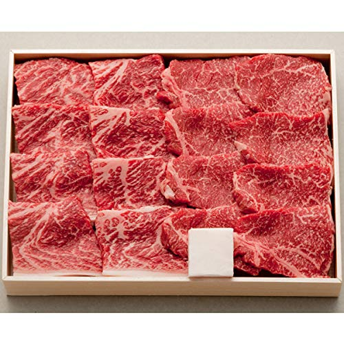 松阪牛 もも 焼肉用 370g 国産牛 三大和牛 牛肉 和牛