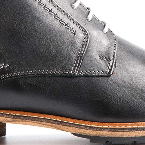 Travelin' London Leather Chukka Boots | Schnürhalbschuh - 6