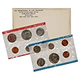 1972 Various Mint Marks Mint Set Uncirculated