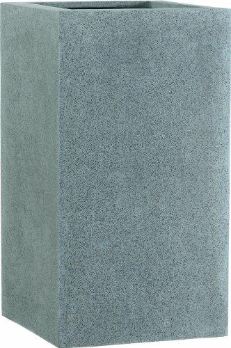 Esteras Blumenkübel, Smartline Deventer 67, grau, 37x37x67 cm, 8520522667