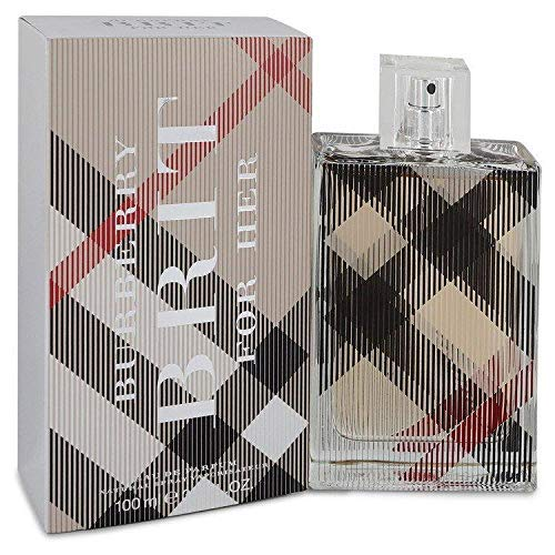 Burberry Brit femme/woman, Eau de Parfum, 1er Pack (1 x 100 ml)