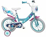 Disney 17222 - 14 Bicicletta Frozen