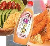 ふみこ農園 コクと酸味がマッチ 梅マヨネーズ(紀州産梅入り) 280g