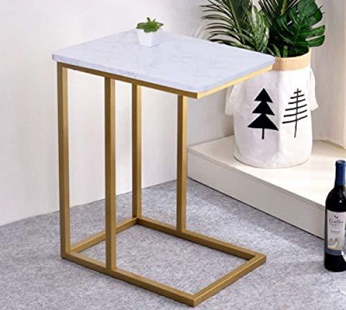 Nachtkastje LKU Marmeren bank, verschillende zithoeken, kleine ronde tafels, kleine salontafels, nachtkastjes, eenvoudig, wit