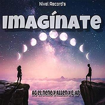 Imagínate (feat. Allen & E-AP)