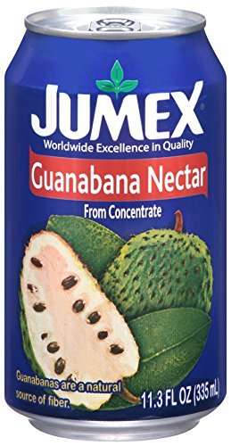 Premium Graviolanektar aus Mexiko, Dose 335ml - Néctar de Guanabana JUMEX, 335ml