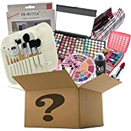 BR Makeup Surprise Mystery Box Gift Set - Exclusive All in One Makeup Set - Include Pro Makeup...