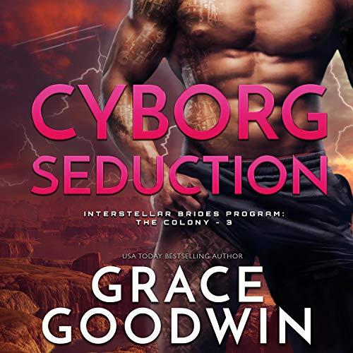 Cyborg Seduction cover art