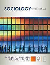 Best sociology essentials anderson Reviews