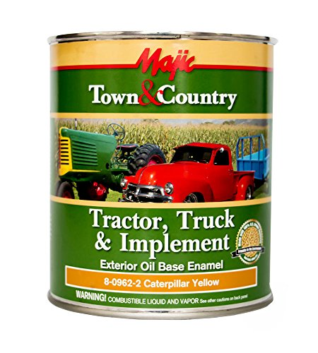 Majic Paints 8-0962-2 Town & Country Tractor,...