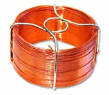 Filpack FGC08 Hilo metálico de cobre - Diámetro 0,8 mm - Largo 50 m