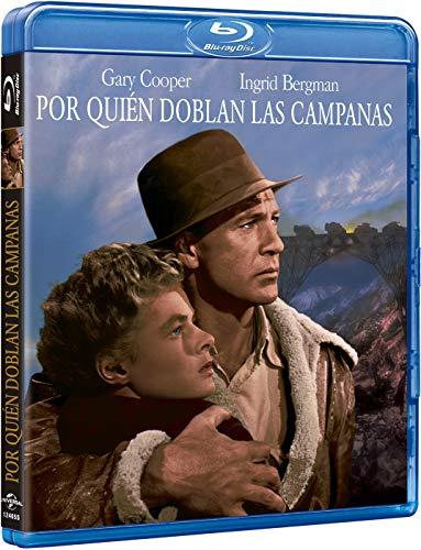 Por quién doblan las campanas (BD) [Blu-ray]