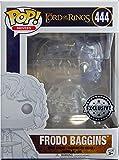 Funko - El Señor de los Anillos: Frodo Invisible Figura Coleccionable de Vinilo, Multicolor (Funko 13552)