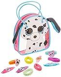 Koehler 12010576 15 Inch Fetch The Dalmatian Beanie Boo Bag Set