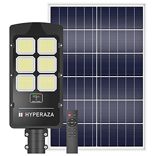 Solar Street Light, Hyperaza 400W Solar Flood...
