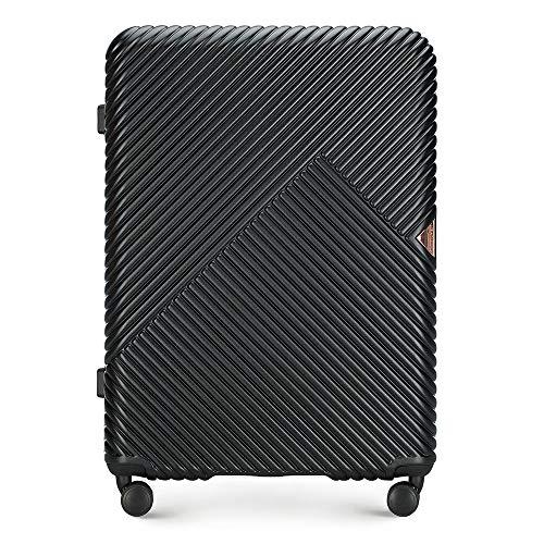 WITTCHEN Koffer – Großer   hartschalen, Material: polycarbonat   hochwertiger und Stabiler  ...