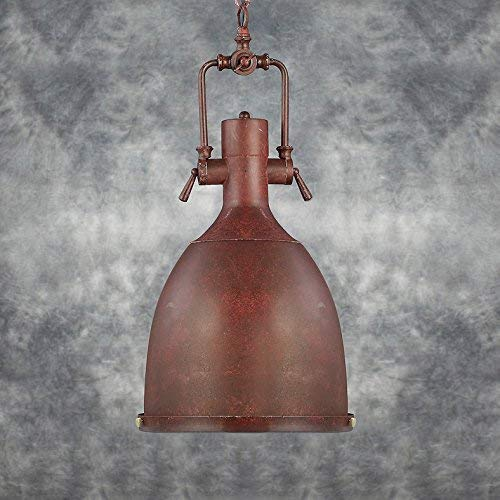 DEJ plafondlamp, vintage, hanglamp, hanglamp, koper, oud koper