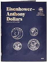 1 - Eisenhower & S. B. Anthony Dollar (Whitman Folder) - - -