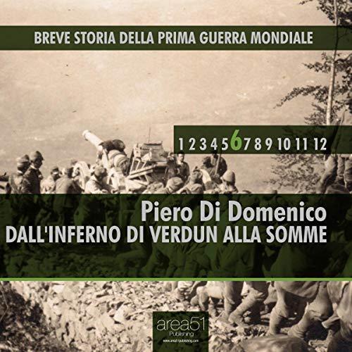 Breve storia della Prima Guerra Mondiale, Vol. 6 copertina