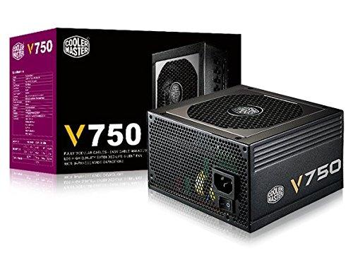 Cooler Master V750 Alimentatore 'Modulare, 80 Plus Gold, 750W' RS750-AFBAG1-EU