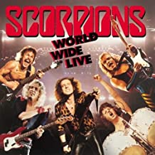 scorpions world wide live dvd