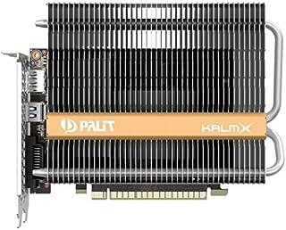 Palit NE5105T018G1-1070H GeForce GTX 1050 Ti 4GB GDDR5 - Tarjeta gráfica (GeForce GTX 1050 Ti, 4 GB, GDDR5, 128 bit, 4096 x 2160 Pixeles, PCI Express x16 3.0)