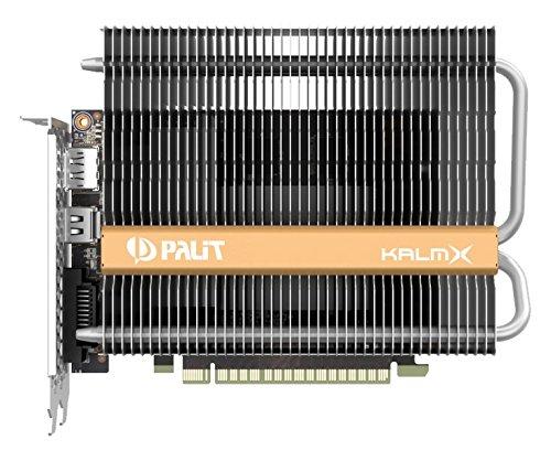 Palit GTX1050 Ti Kalmx 4096MB, Pci-E, DVI, HDMI, DP, Passiv Kühlung